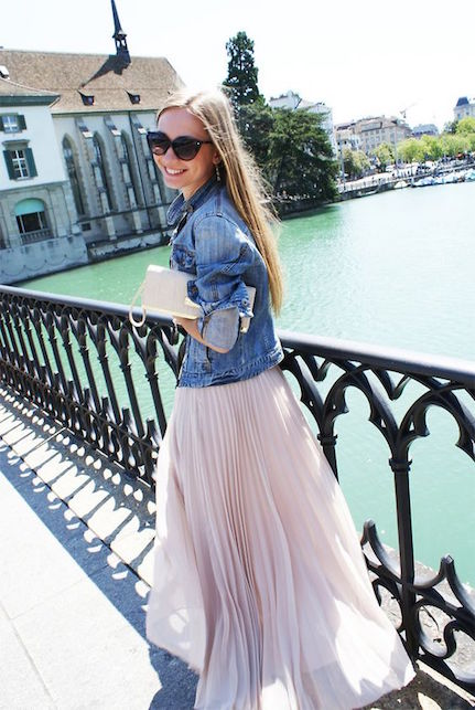 Giacca in jeans: come indossarla con stile