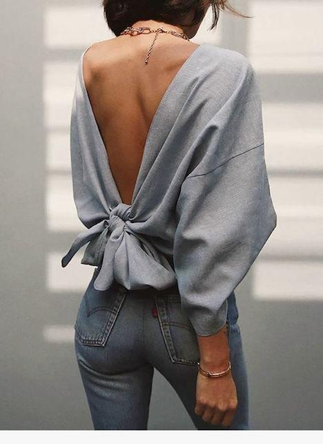 Come vestirsi se si ha poco seno