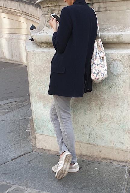 Come realizzare un look parigino sopra gli anta