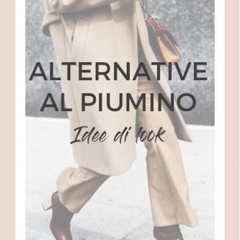 Alternative al piumino: idee di look