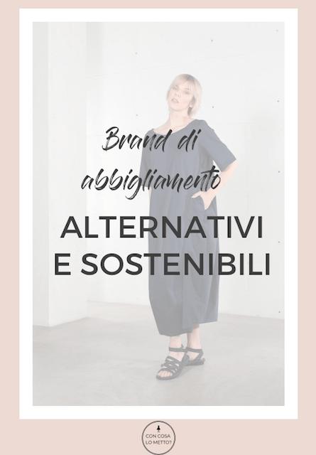 Marchi di abbigliamento alternativi