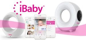 À GAGNER : Gagnez un moniteur pour bébé iBaby
