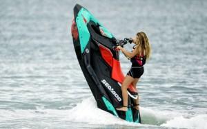 À gagner : une motomarine Sea-Doo entièrement accessoirisée