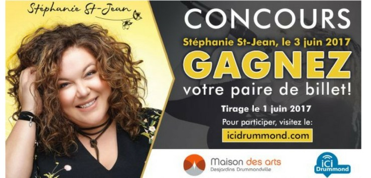 Concours Maison des Arts | Stéphanie St-Jean, LA VOIX