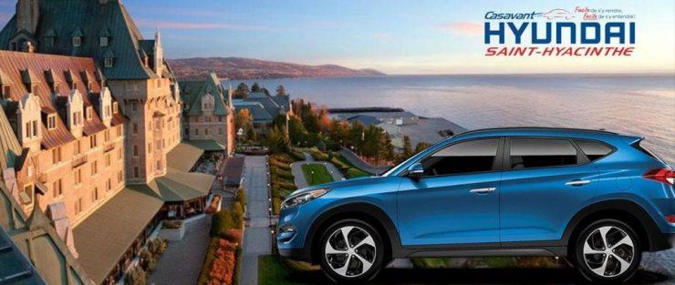 Concours Bell Média et Hyundai Gagner un forfait pour deux au Manoir Richelieu d'une valeur de 1700$