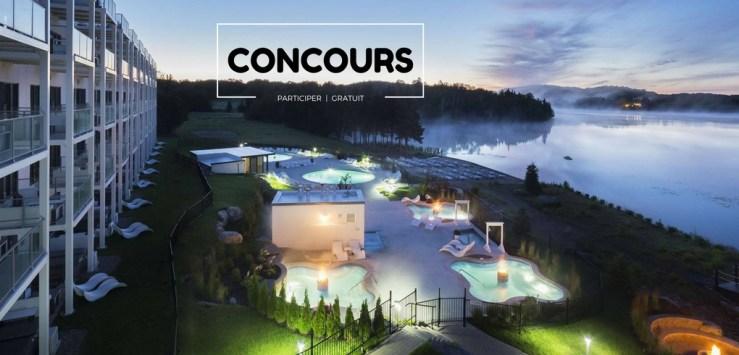 Concours Forfait Escapade gourmande à l'Estérel Resort | Valeur 500$