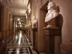 Visite de la Cours de Cassation, Photo 1