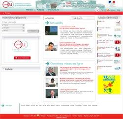 www.canal-u.fr