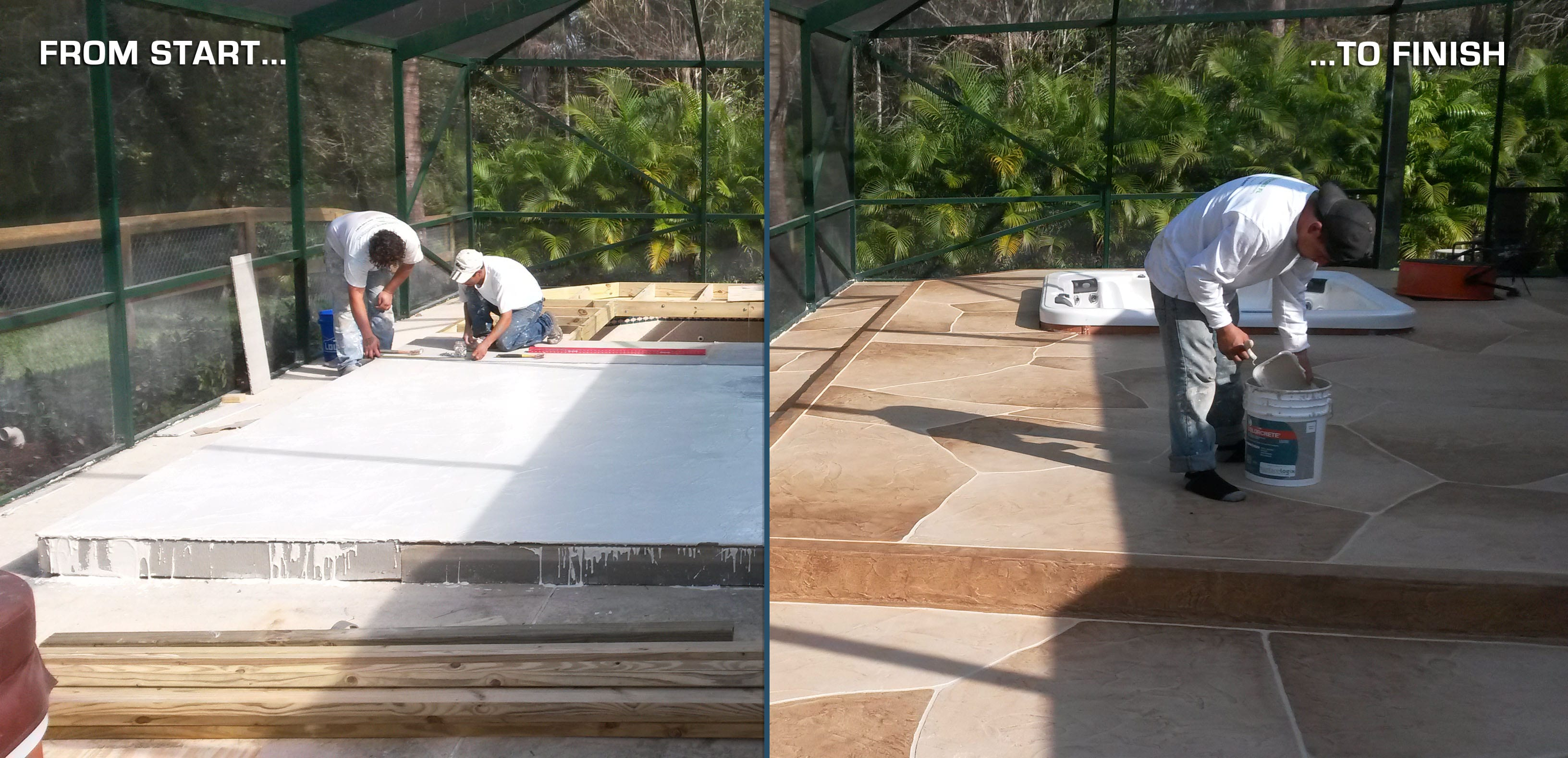 Before After Pool Deck3