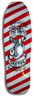Five points Skates OG Ryder Deck
