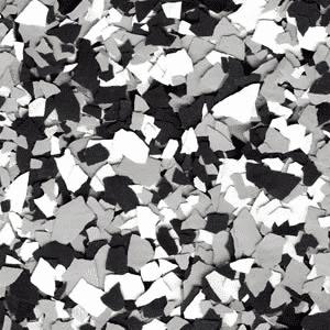 tuxedo torginol epoxy flake