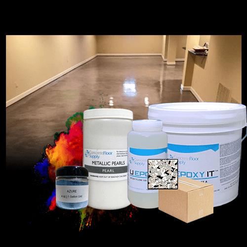 concrete color additives