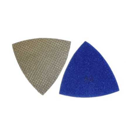 Concrete 3″ TRIANGLE DIAMOND POLISHING PADS