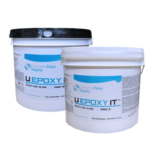 Epoxy S & P 40WB is a specially formulated, low odor, two component, water based epoxy primer for interior use. Helps with outgassing.