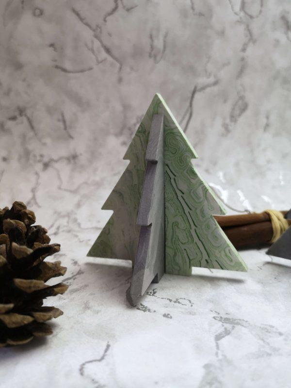 Mini Modern Christmas Tree photo 1