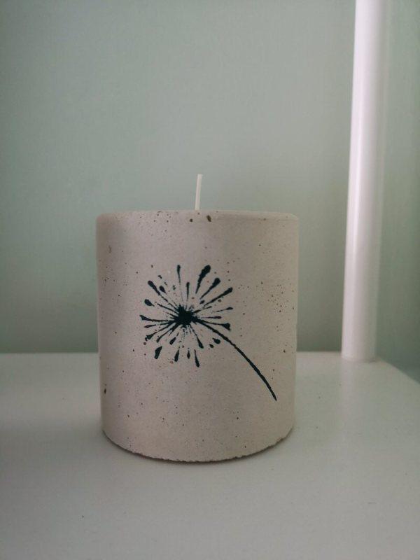 Dandelion Candle photo 2