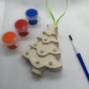 Paint Your Own Christmas Decoration main photo