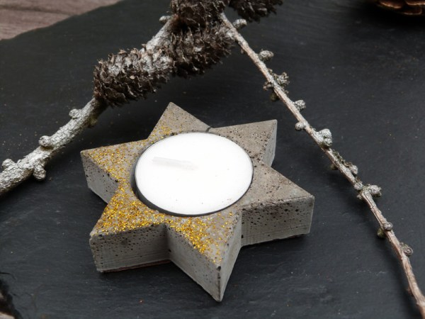 Star Tealight Holder photo 3