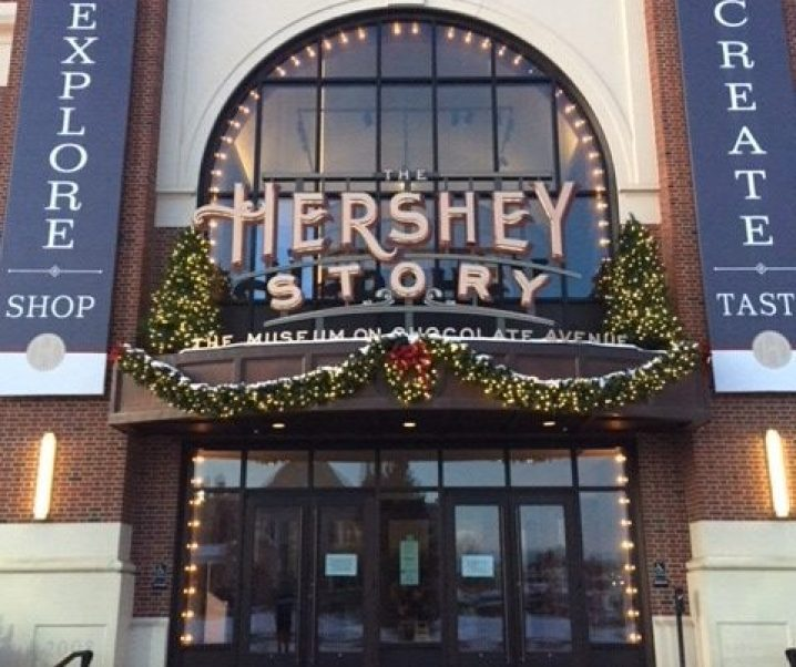 A New Years Celebration at Hershey