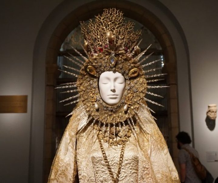 Heavenly Bodies: Fashion and the Catholic Imagination Part 2