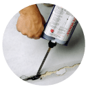Roadware 10 Minute Concrete Mender™ Top Applications