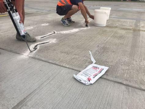 Concrete-mender-airport-MXP-crack-repair3
