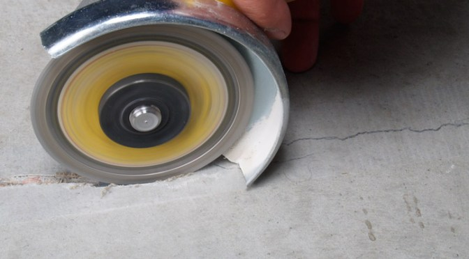 Less Evasive Concrete Repair | Reducing Silica Dust