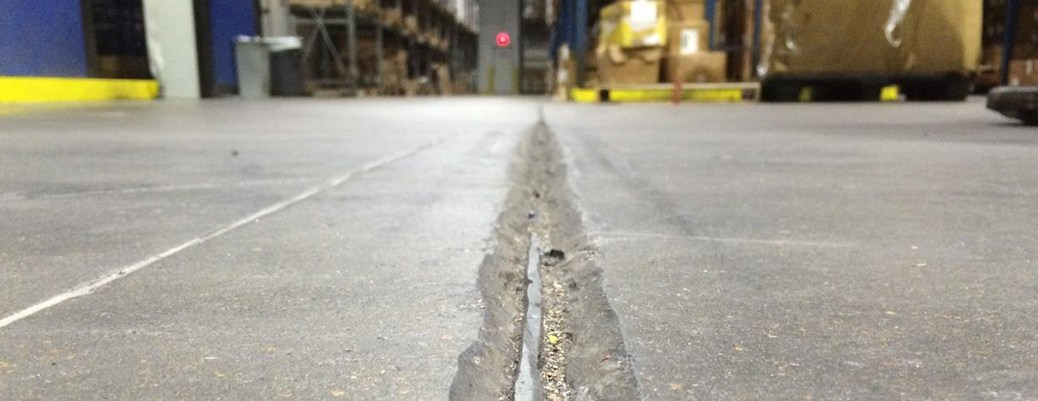Contraction And Control Joint Repair Roadware Incorporated