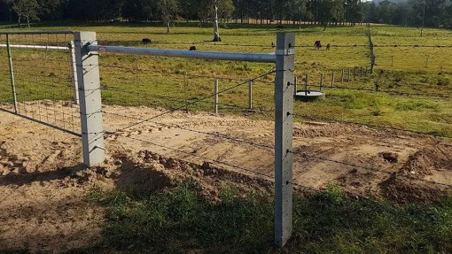 Easy way to work out the components for my fence design and end assemblies.