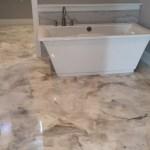 Liquid Marble Flooring New Iberia Lafayette La Concrete Revolution Llc