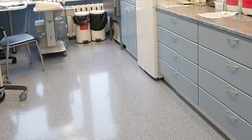 Floropoxy MVT Primer Moisture Mitigation System
