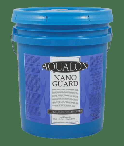 Aqualon Nano Guard Polished Concrete Guard Material System Protect Concrete