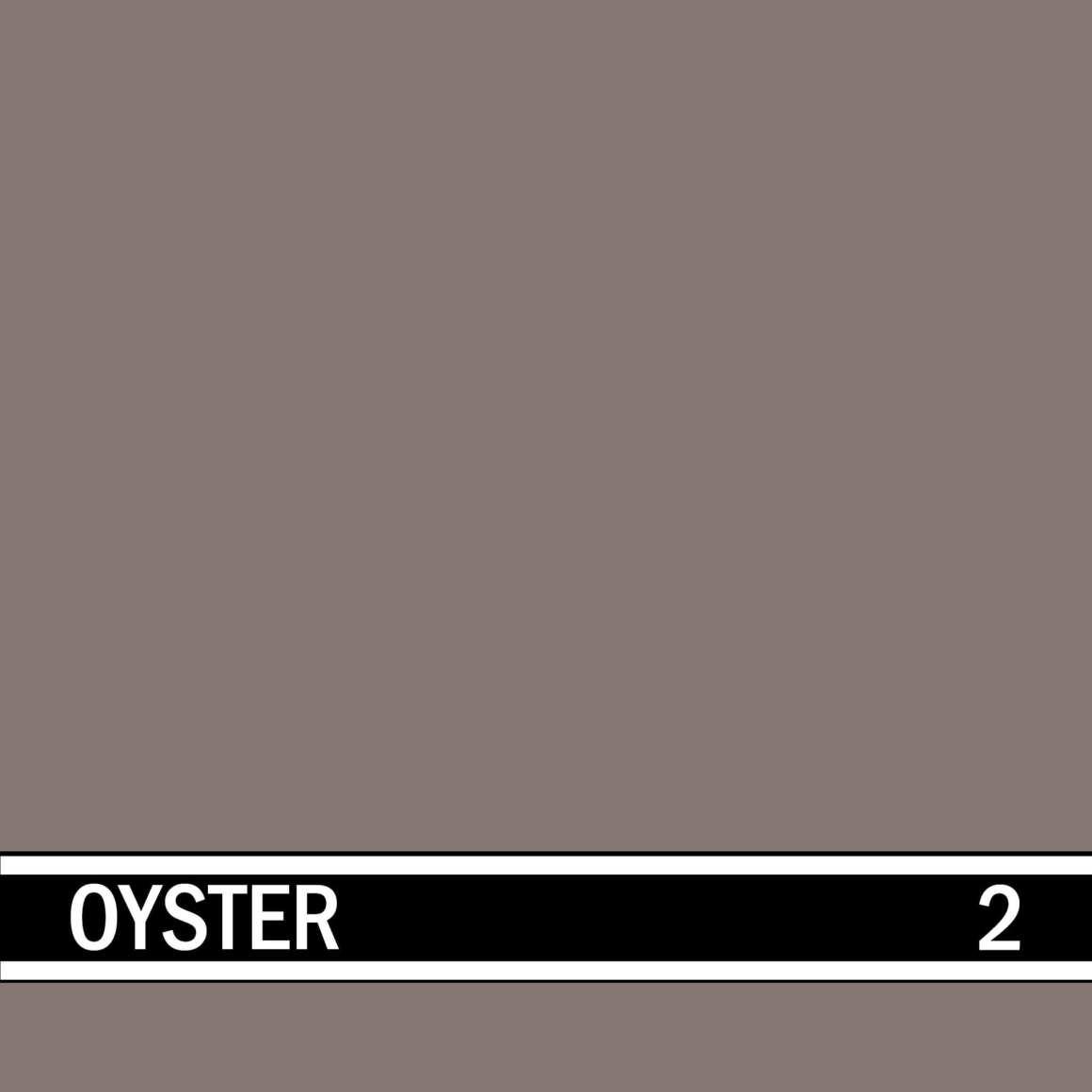 Oyster integral concrete color for stamped concrete and decorative colored concrete