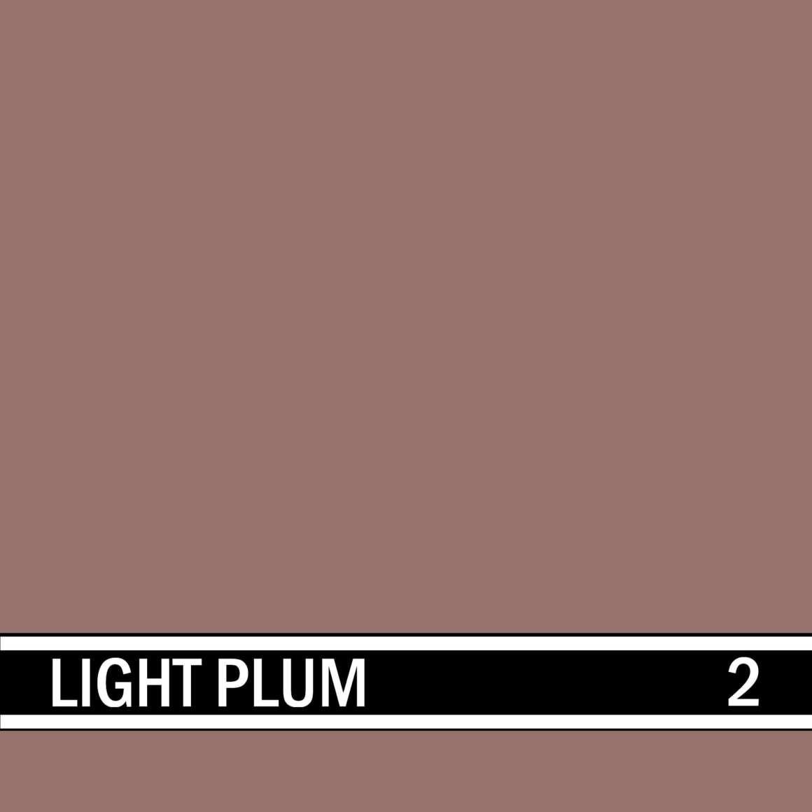 Light Plum integral concrete color for stamped concrete and decorative colored concrete