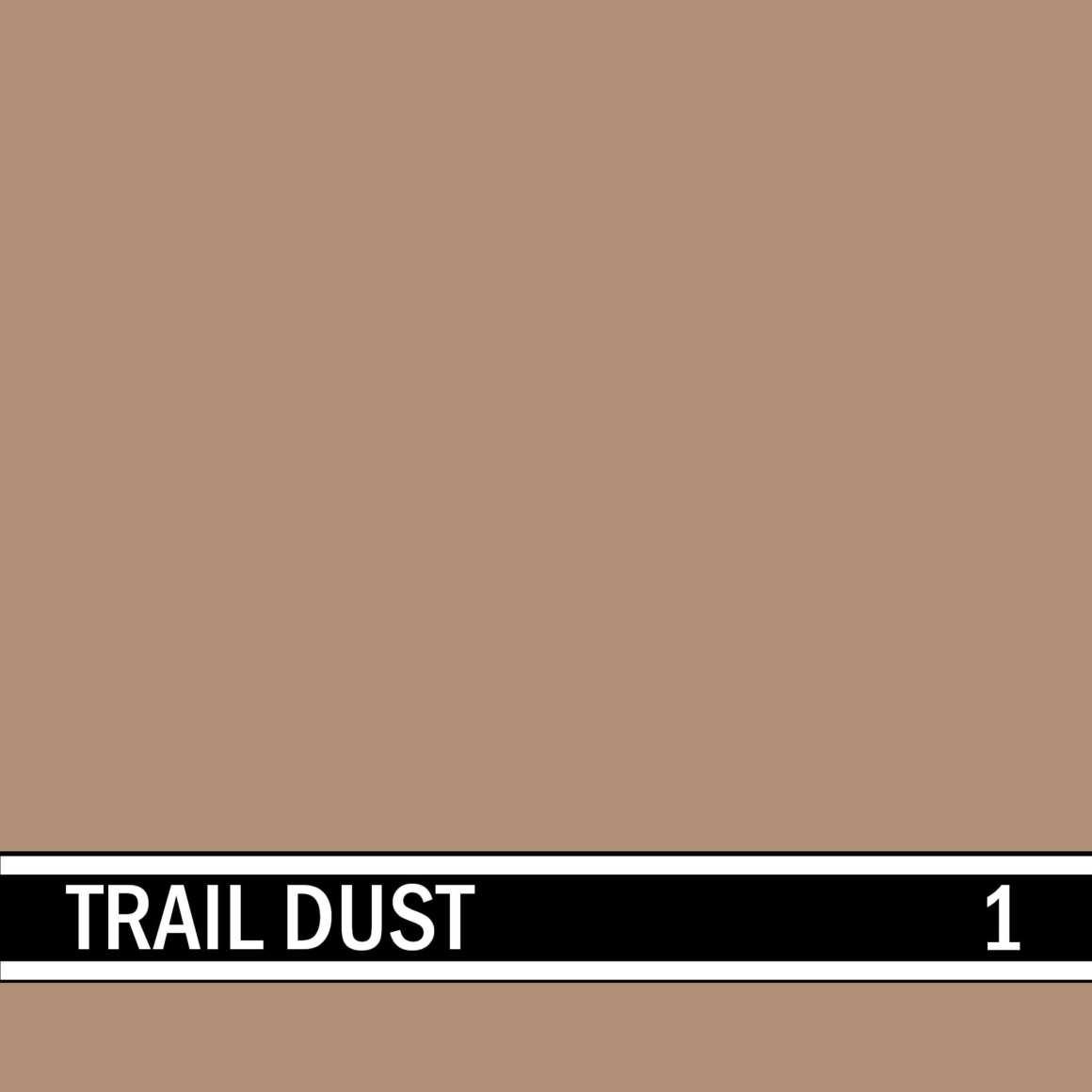 Trail Dust integral concrete color for stamped concrete and decorative colored concrete