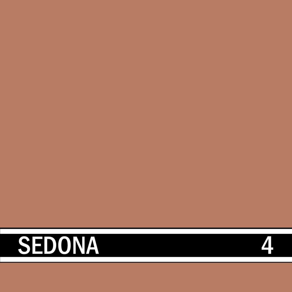 Sedona integral concrete color for stamped concrete and decorative colored concrete