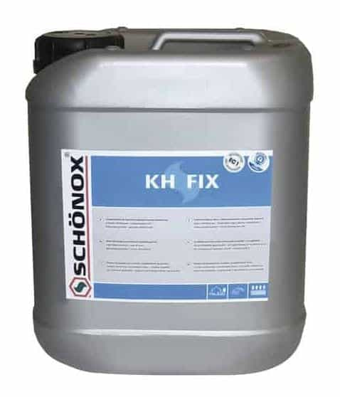 Schonox KH Fix Acrylic Primer for Self Leveling Underlayment Systems. Special primer for self leveling underlayment.