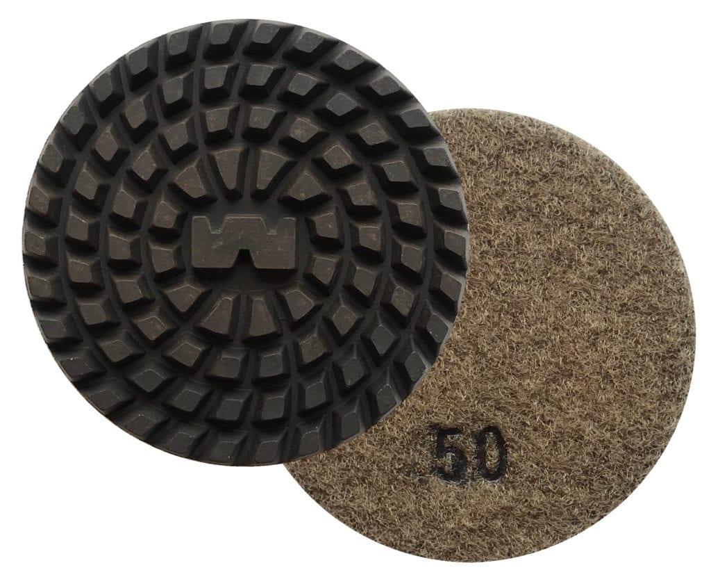 World Series Resin Diamond Concrete Polishing Diamond Tool for Polished Concrete Resinous Diamond Pads