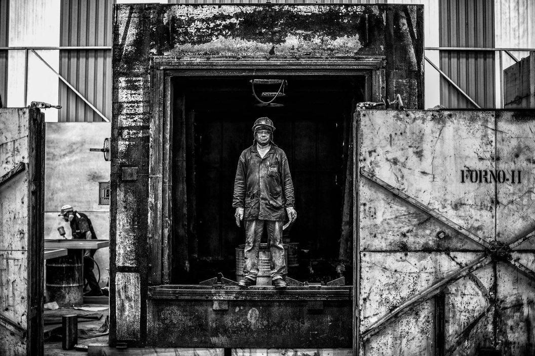 Homem de ferro - Brunno Covello - Brasil