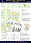 Concurso Mass Housing - Regional - Europa e outros países da OCDE - Primeiro Lugar - Prancha 2