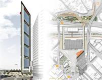 Concurso - Centro Administrativo - Terceiro Lugar - Imagem 1