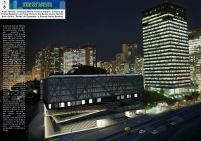 Concurso Anexo do BNDES - Quinto Lugar - Prancha 01