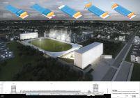 Concurso Público Nacional de Arquitetura - Campus Igara UFCSPA - Primeiro Lugar - Prancha 02