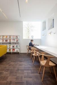 Studio Farris Architects - City Library Bruges - Foto 14 - ©Tim Van de Velde