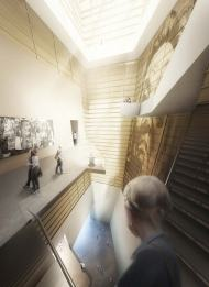 Concurso Museu Guggenheim Helsinki - Finalista -HCZ STUDIO2050 - Imagem 3