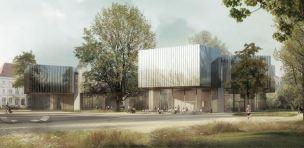 Concurso Bauhaus Museum Dessau - 2º Fase - Terceiro Lugar - Imagem 01