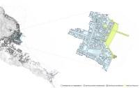 Premiados - Concurso Requalificação Praça Feira-Mar - Primeiro Lugar - Diagramas - Áreas de Intervenção