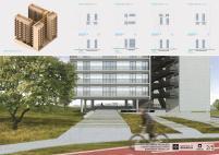 Premiados – Habitação Coletiva – Samambaia – CODHAB-DF - Menção Honrosa - Prancha 2