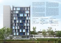 Premiados – Habitação Coletiva – Samambaia – CODHAB-DF - Primeiro Lugar - Prancha 1