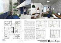 Premiados – Habitação Coletiva – Samambaia – CODHAB-DF - Primeiro Lugar - Prancha 3